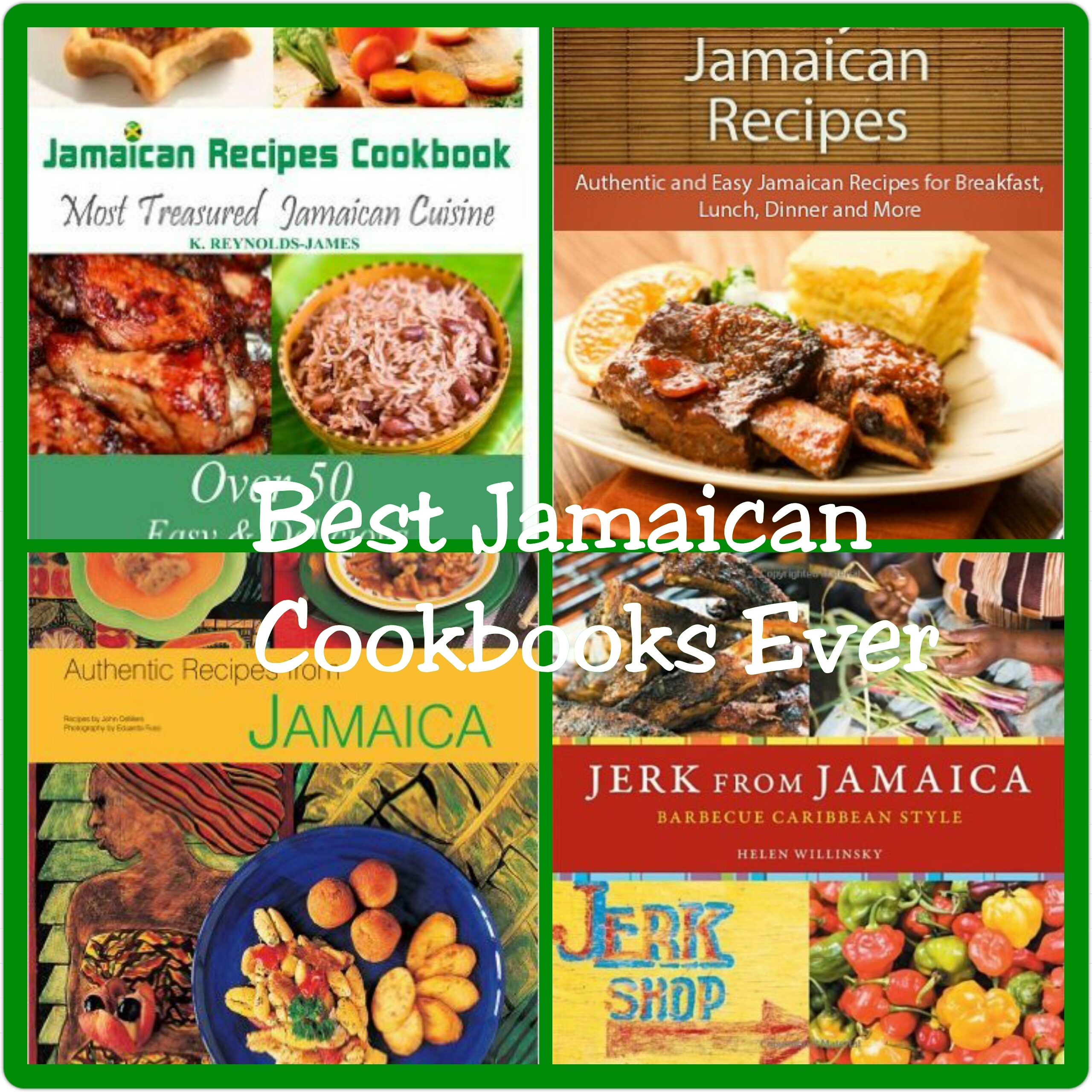 Best jamaican cookbooks ever all things caribbean cuisine forumfinder Image collections